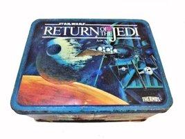 1983 Star Wars Return of the Jedi Lunch Box - $29.95