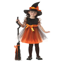 Girls Pirate Fairy Halloween Costume Outfits Party Fancy Dress Up Clothe... - $16.99