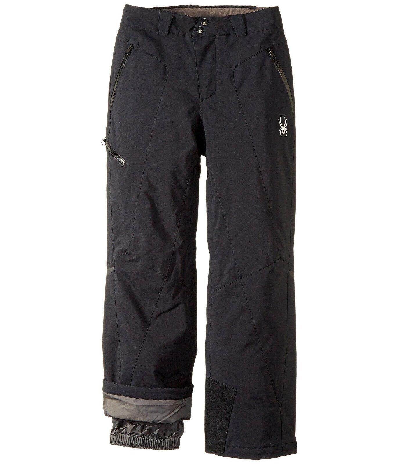 Spyder Boy's Bormio Pants, Kids Ski Snowboarding Pant, Size 10, NWT