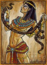 CLE0PATRA Ultimate Snake Charmer Love Spell Ceremony Middle Eastern Dark Magick - $125.00