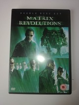 The Matrix Revolutions 2 Disc DVD 2004 Keanu Reeves Used - $1.50