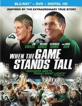 When The Game Stands Tall (Blu-Ray/DVD Combo/Ultraviolet/Ws 1.85/Dd5.1)