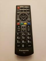 New Original Panasonic TV Remote N2QAYB000931 For Panasonic TH42PX75X TV  - $16.82