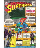 Superman Comic Book #179, DC Comics 1965 VERY FINE - $72.45
