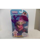 Fingerlings Glitter Rose Interactive Monkey - $30.00
