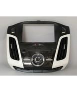 12 13 14 15 16 17 18 FORD FOCUS RADIO AUDIO CONTROL PANEL W/VENTS OEM - $61.34