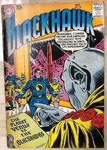 BLACKHAWK #129 (1958) DC Comics VG+ - $24.74