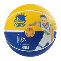 """Spalding NBA Player Stephen Curry Basketball Game Ball Size 7 / 29.5"""" 83... - $42.99"""