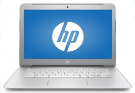 "HP 14-ak040wm 14"" Chromebook, Chrome, Intel Celeron N2940 Processor, 4GB RAM - $299.99"