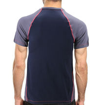 Men's Cool Quick-Dry Gym Workout Sport Running Breathable Performance T-shirt image 10