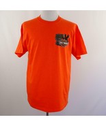 Harley Davidson I Rode The Dragon Smoky Mtn Graphic T Shirt Mens Sz L USA - $33.77