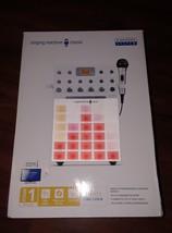 Singing machine classic karaoke system stage 1 model sml388w - $39.81