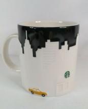 Starbucks New York City Skyline Taxi Collector's Series Mug VGC - See Pi... - $17.85