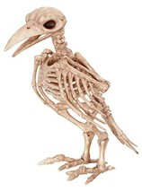 Crazy Bonez Skeleton Raven - $19.37