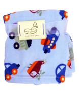 Micro Polar Transportation Polar Fleece Blanket - $16.99
