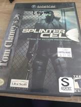 Nintendo GameCube Tom Clany's Splinter Cell image 1