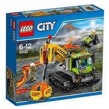 LEGO City 60122 - Set Costruzioni Vulcano Cingolato Vulcanico  - $91.76