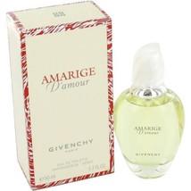 Givenchy Amarige D'amour Perfume 1.7 Oz Eau De Toilette Spray image 6