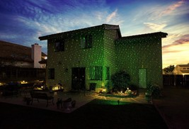 BLISSLIGHTS 02-FWDEF-GREEN SPRIGHT MOTION INDOOR/OUTDOOR FIREFLY LASER P... - $83.79