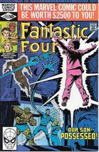 Fantastic Four Comic Book #222 Marvel Comics 1980 VERY FINE/NEAR MINT NE... - $5.94