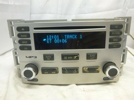 05 06  2005 GM Chevrolet Cobalt Pursuit Radio Cd MP3 Player 15272192 RQV98 - $24.95