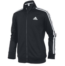 Adidas Boy's Tricot Full Zip Jacket Various Colors - $26.99