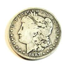 1887 O  MORGAN SILVER DOLLAR  (FINE)  MS++ #200013 - $31.68