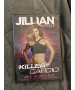 Jillian Michaels Killer Cardio DVD - $4.75