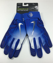 Nike Huarache Elite Baseball Batting Gloves Adult XL PGB544 425 NWT - $49.94