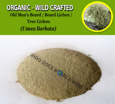 POWDER Old Man's Beard Tree Lichen Usnea Barbata Organic Wild Crafted Herbs - $7.99+