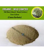 POWDER Old Man's Beard Tree Lichen Usnea Barbata Organic Wild Crafted Herbs - $16.80+