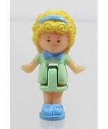 1990 Polly Pocket Vintage Doll Pretty Hair Playset - Polly Bluebird Toys - $7.50