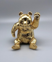 Sofubi Toy Box - Gold Panda (Rare Show Exclusive) image 11