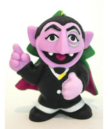 Sesame Street 123  The Count   5th in Set of 11 Holiday Ornaments - $21.67