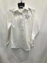 Walt Disney World 2000 Women's Dress Shirt Size Small, Vintage - $11.88