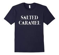 New Shirts - Salted Caramel Flavor Novelty T-Shirt Men - $19.95+