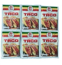 (6) packs Lawry's CHICKEN TACO Seasoning Spices Mix Mexican Meat Lot BB ... - $47.52