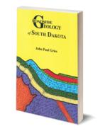 Roadside Geology of South Dakota ~ Rock Hounding and Gold Prospecting - $19.95