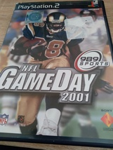 Sony PS2 NFL GameDay 2001 image 1