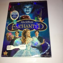 Walt Disney's Enchanted (DVD, 2008, Full Frame) 6E - $2.99