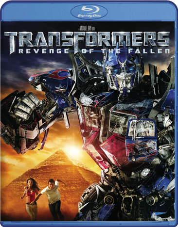 Transformers-Revenge Of The Fallen (Blu Ray)
