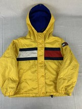 Vintage Tommy Hilfiger Jacket Windbreaker 90s Flag Colorblock Sailing Youth - $39.99