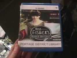 Miss Fisher's Murder Mysteries: Series 2 [3 Disc Blu-ray Region A - $13.72