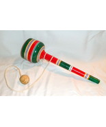 Small Cup Balero Multi-Color Wood Mexican Traditional Toy New - $7.70