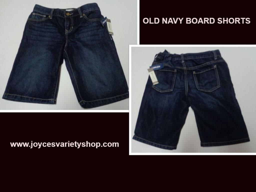 Old navy 12r boys board shorts web collage