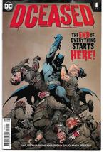 DCEASED #1 (DC 2019) PRIORITY MAIL SHIPPING - $6.00