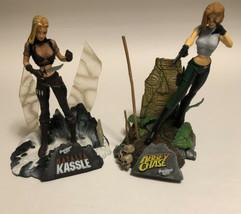 Danger Girl Abbey Chase & Natalia Kassle Action Figure McFarlane 1999 - $25.73