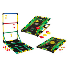 Ladder Ball Bean Bag Washer Toss Game Set Portable Outdoor Tailgate Lawn... - $120.00