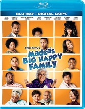 Madeas Big Happy Family (Blu Ray/Ws/Eng/Eng Sub/Span Sub/7.1 Dts-Hd/Tp)