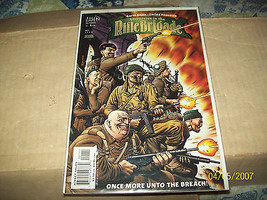 Adventures in the Rifle Brigade #1 (Oct 2000, DC) - $2.50